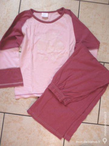 Pyjama fille Taille 4 /6  ans 2 Argenton-sur-Creuse (36)