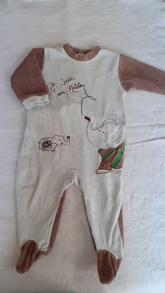 Pyjama garçon 12 mois 2 Grisolles (82)