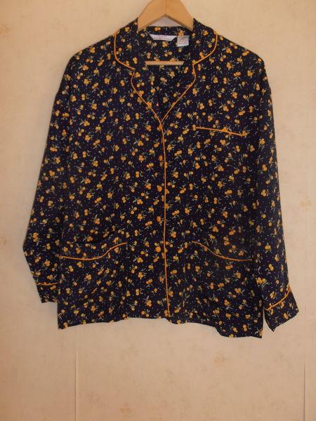 Pyjama infroissable (77) Vêtements