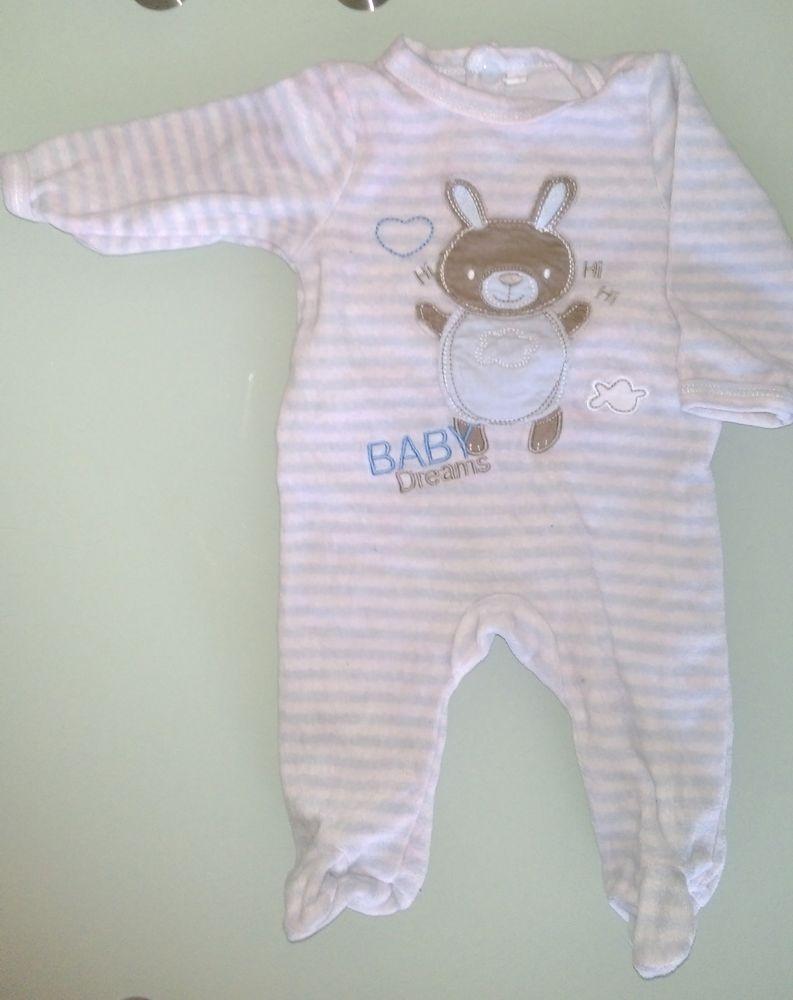 c790937125196 pyjama 3- 4 mois mois 62 cm Puériculture