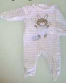 pyjama 3- 4 mois mois  62 cm 1 Marseille 9 (13)