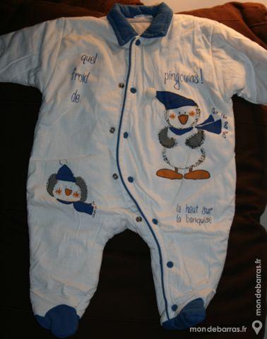 pyjama 6 mois 2 Houppeville (76)