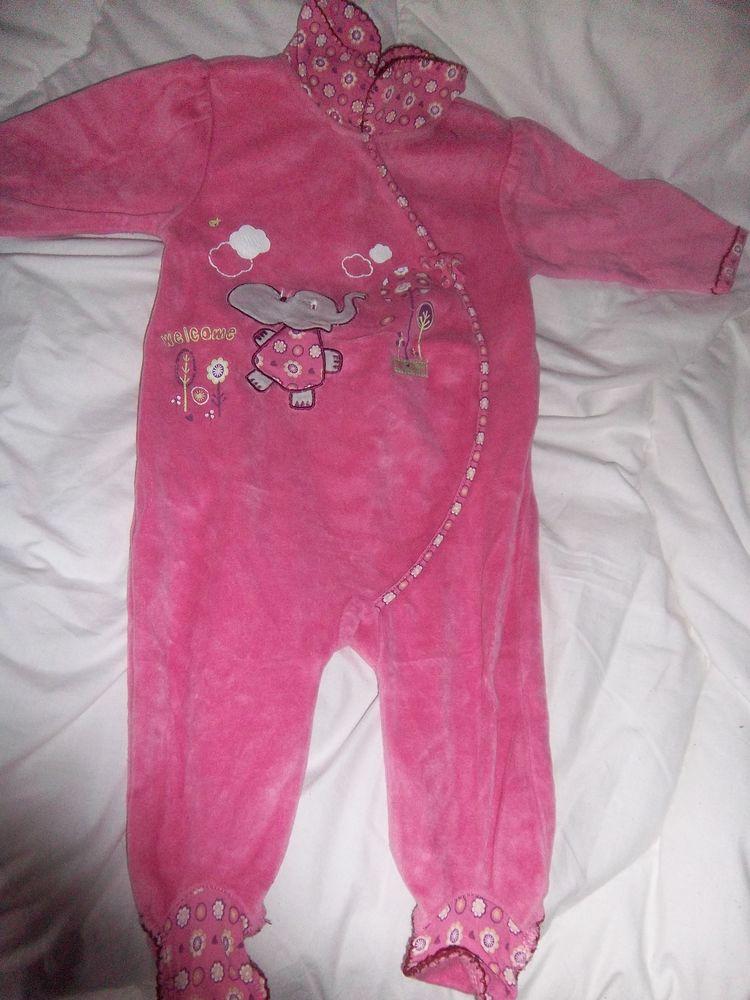 pyjama 6 mois 1 Bossay-sur-Claise (37)