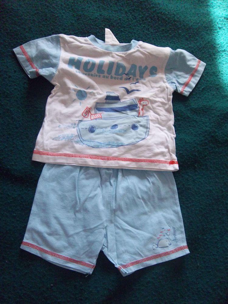 Pyjama 18 mois 1 Bossay-sur-Claise (37)