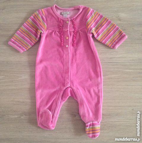 e176c5096091d Pyjama orchestra 3 mois. A vendre un pyjama en velour ...