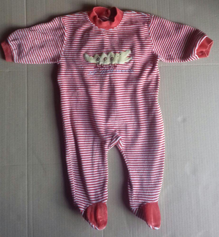 Pyjama raye rouge 3 Semoy (45)