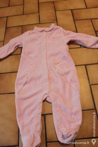 Pyjama rose marque taille 0 8 Wervicq-Sud (59)