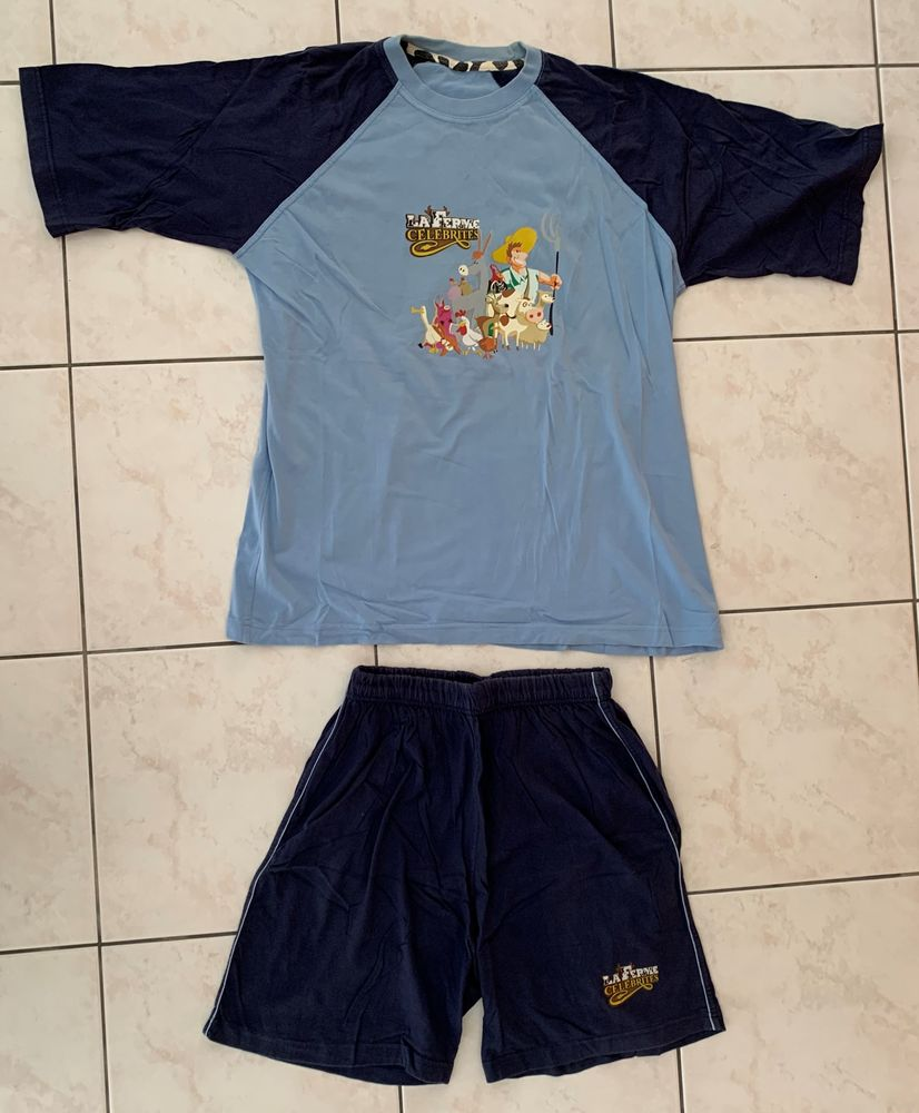 Pyjama short homme 10 Rennes (35)