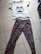 G/A Pyjama Star Wars  T: 10 ans