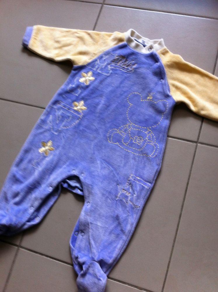 G/A Pyjama VELOURS  NEUVE 3 Perpignan (66)