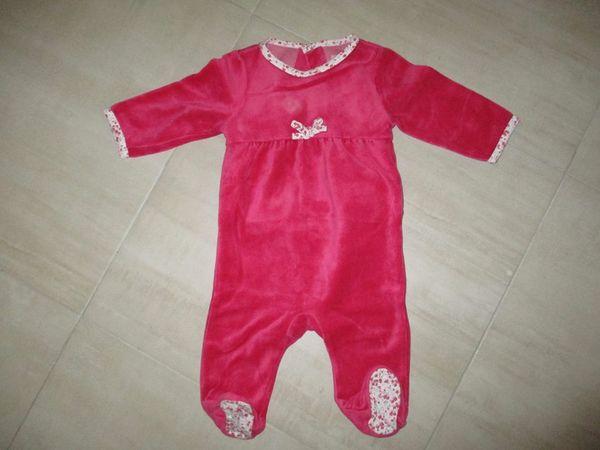pyjama TAO en TBE 5 Mareuil-Caubert (80)