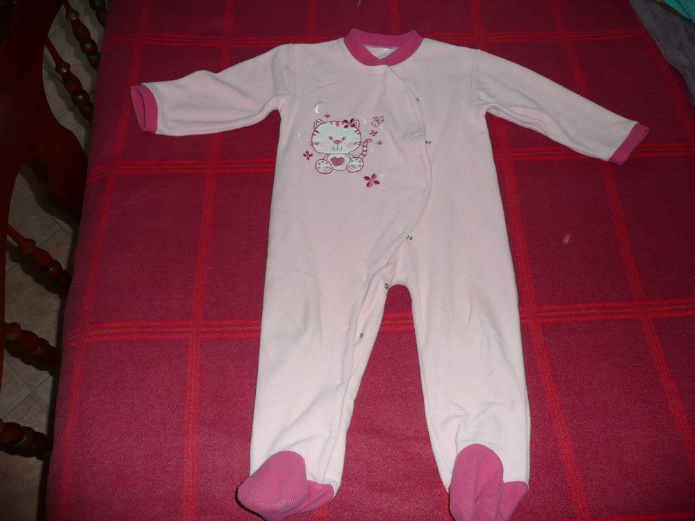 Sur-pyjamas fille en 3 ans 2 Antibes (06)