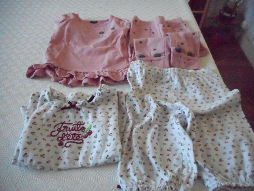 ea7037fb905e4 2 pyjamas fille 2  3 ans TBE 3 Olivet (45)