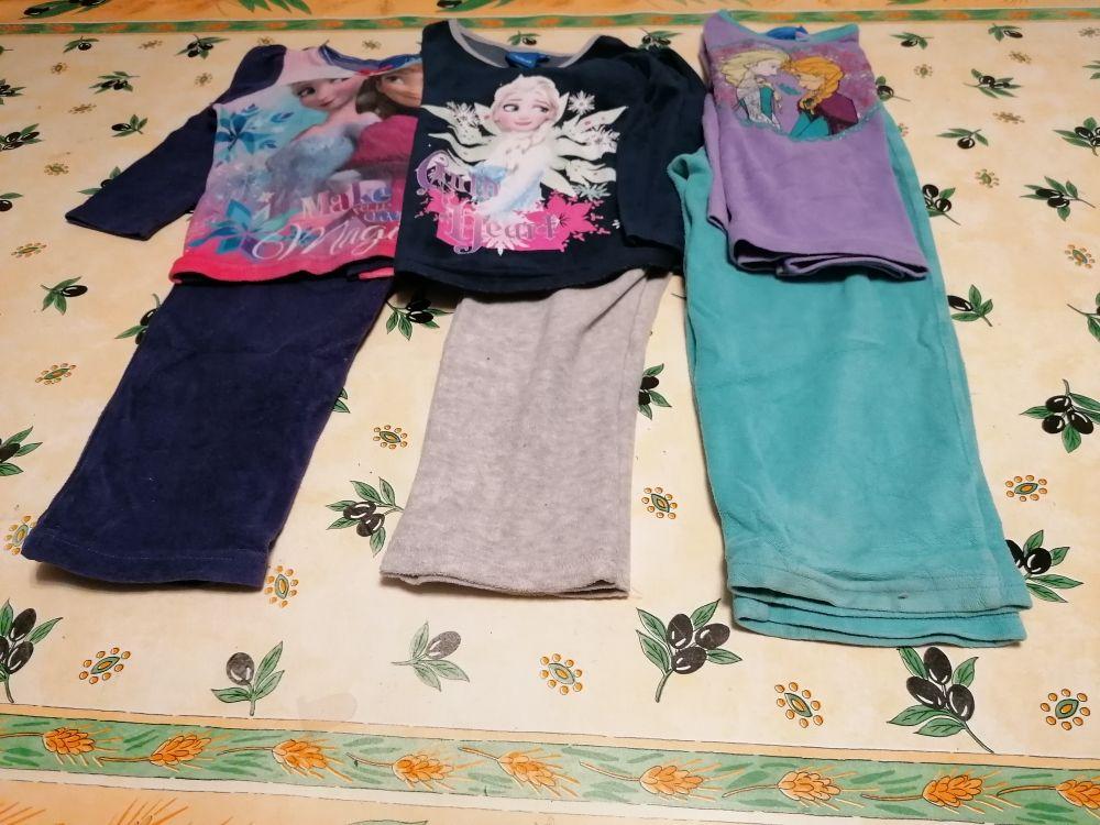 3 pyjamas fille 10 Mulhouse (68)