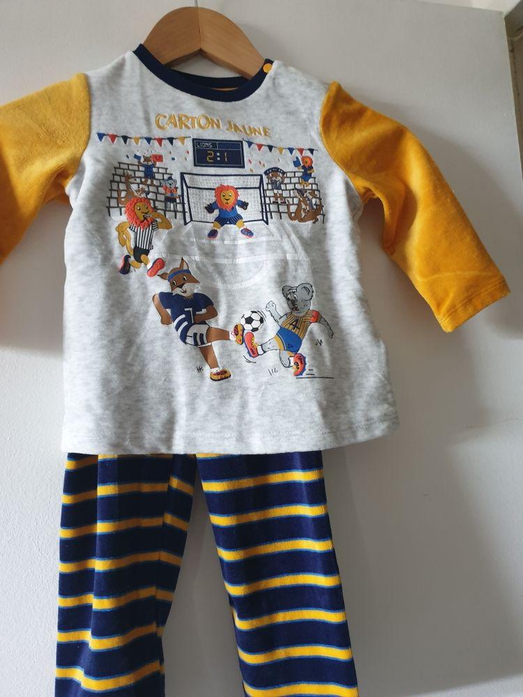 pyjamas garçons 20 Noisy-le-Grand (93)