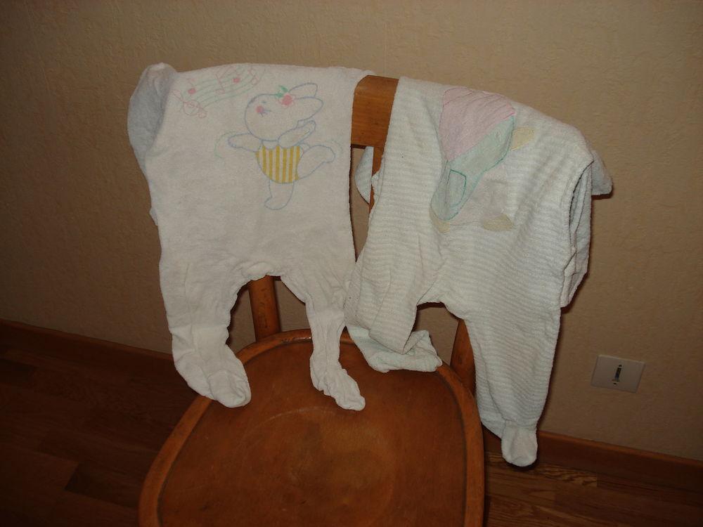 pyjamas motifs différents 1 an et plus et autre vêtement  0 Mérignies (59)