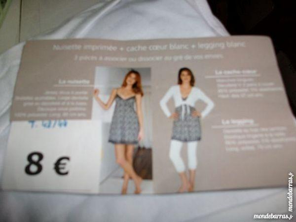 Pyjamas neufs Taille 42/44 et T.XL 7 Bouxwiller (67)
