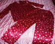 3 pyjamas satin taille 38 / 40