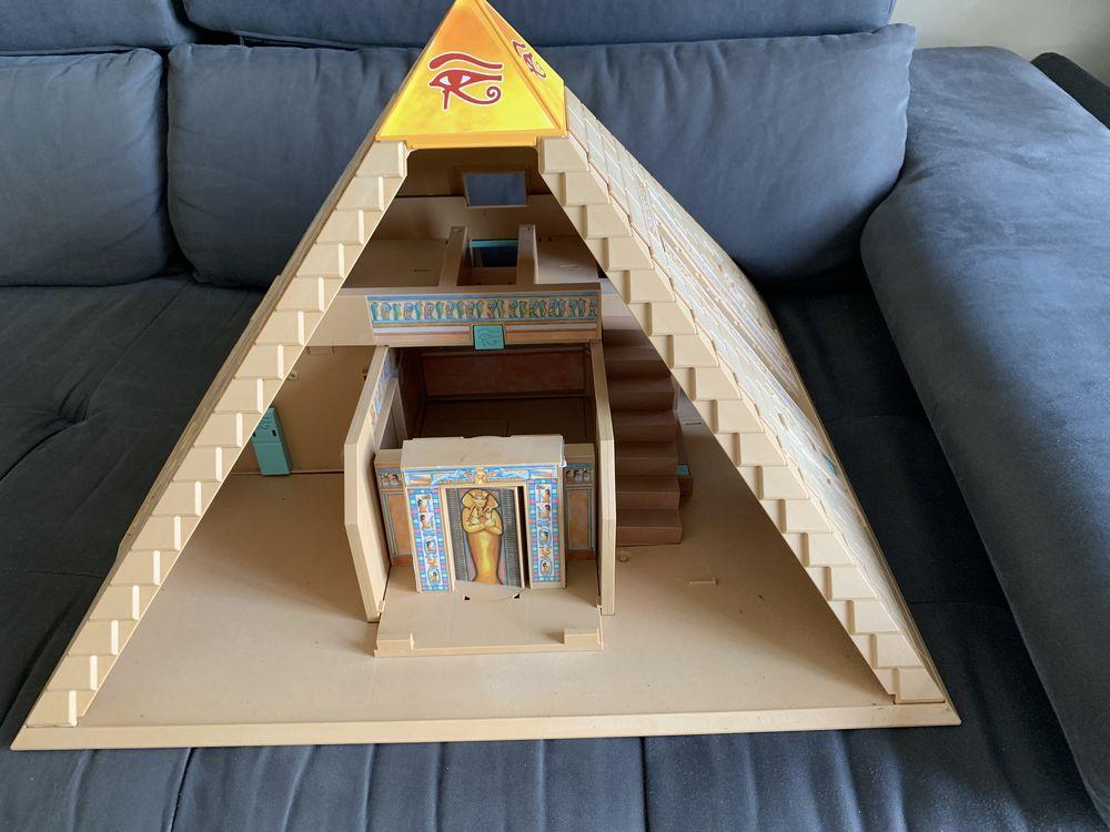 Pyramide égyptienne Playmobil 20 Saint-Chamas (13)