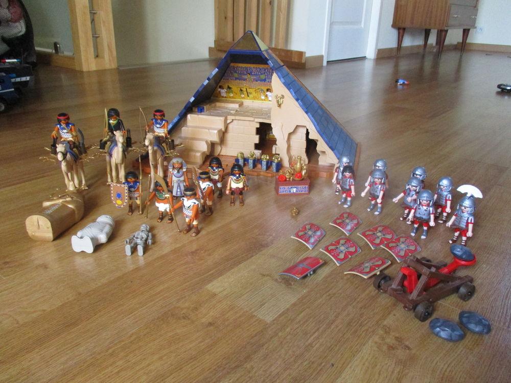 Pyramide Playmobil 40 Oursbelille (65)