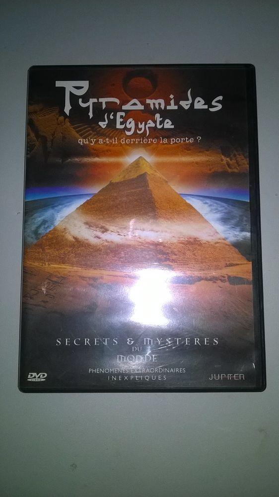 DVD Pyramides d'Égypte  qu'y a-t-il derrière la porte ? Ne 9 Talange (57)