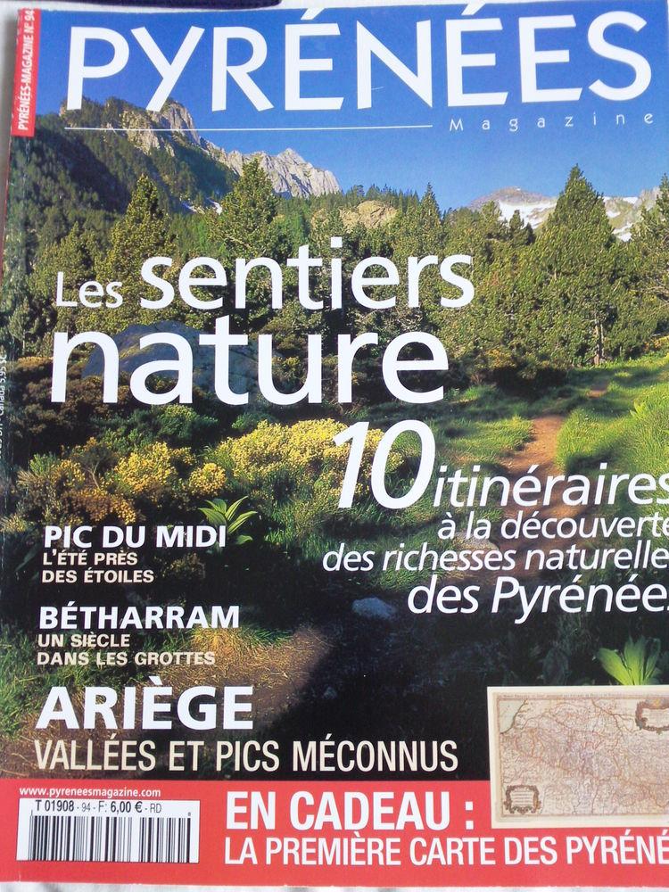 Pyrénées Magazine N°94 Les sentiers nature 2 Arros-de-Nay (64)