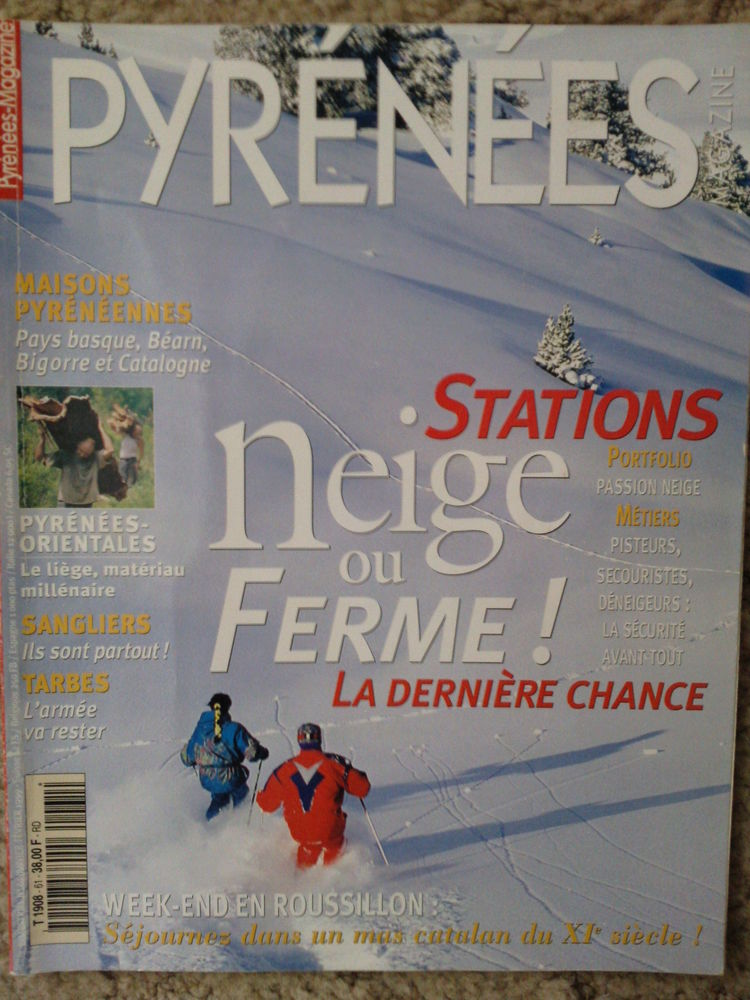 Pyrénées Magazine N°61 Livres et BD