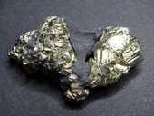 Pyrite RARE Serre-Ponçon Hautes-Alpes France 132,10 carats  49 La Petite-Raon (88)
