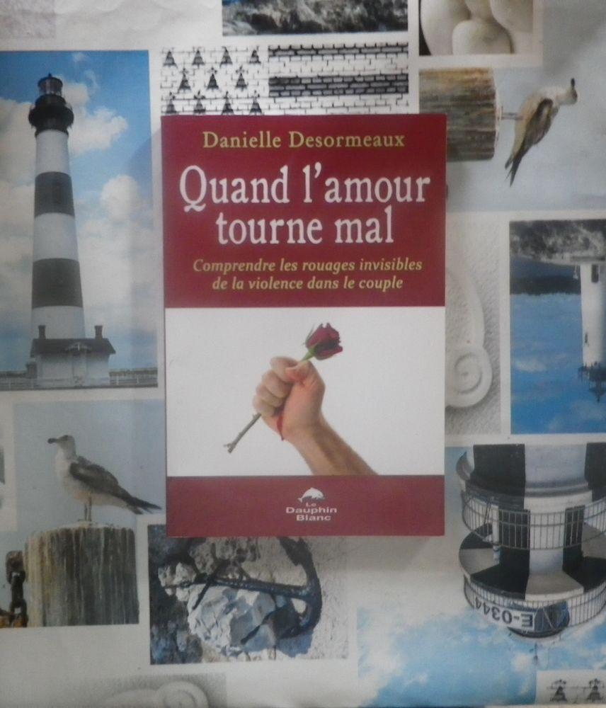 QUAND L'AMOUR TOURNE MAL violence dans le couple Livres et BD