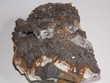 Quartz Hyalin sur Sidérite  Maroc  97gr  68 x 45 x 29 mm