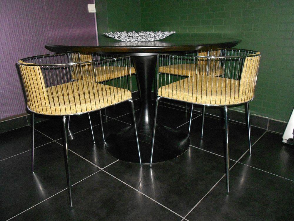 Quatre chaises design 150 Cachan (94)
