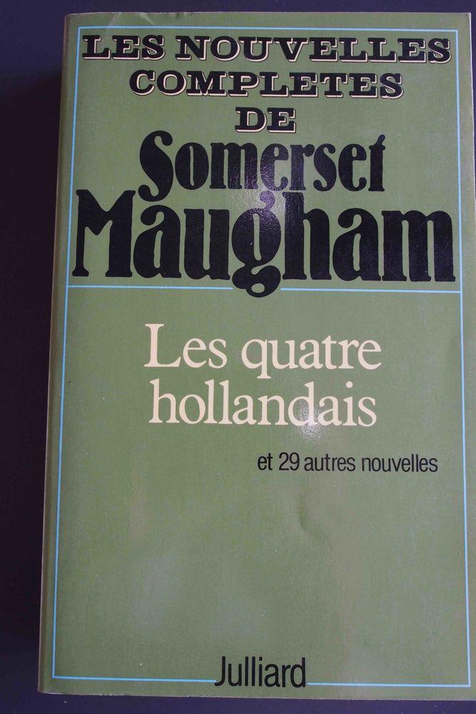 LES QUATRE HOLLANDAIS - Somerset Maugham, 7 Rennes (35)