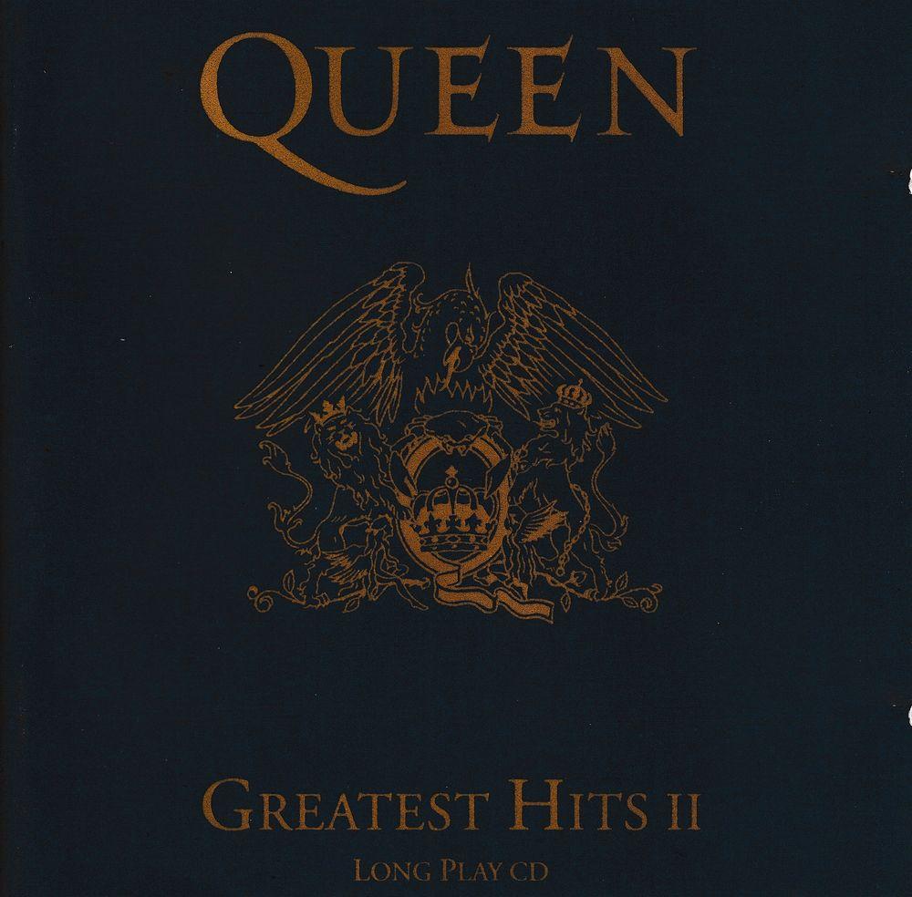 CD   Queen     Greatest Hits II 7 Bagnolet (93)