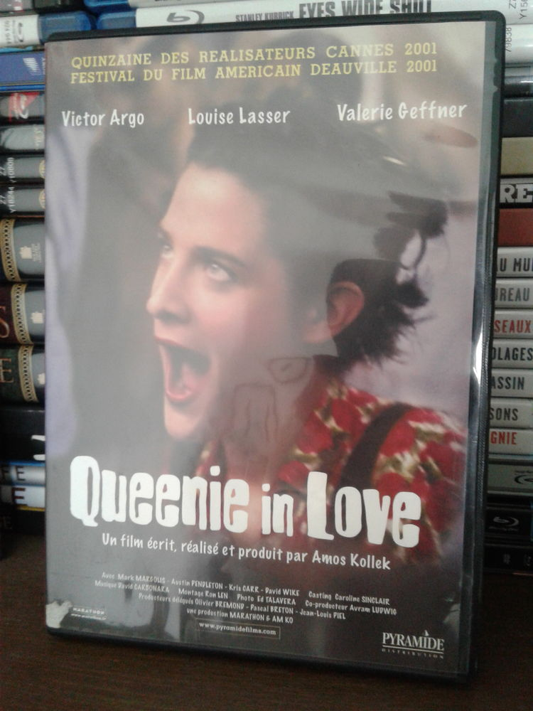 DVD Queenie In Love - Amos Kollek DVD et blu-ray