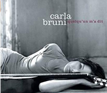 CD QUELQU'UN M'A DIT de CARLA BRUNI 3 Les Églisottes-et-Chalaures (33)