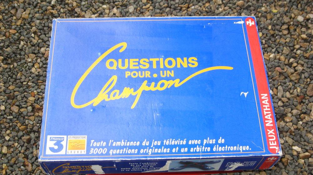 Jeu: Questions pour un champion 8 Pont-Audemer (27)