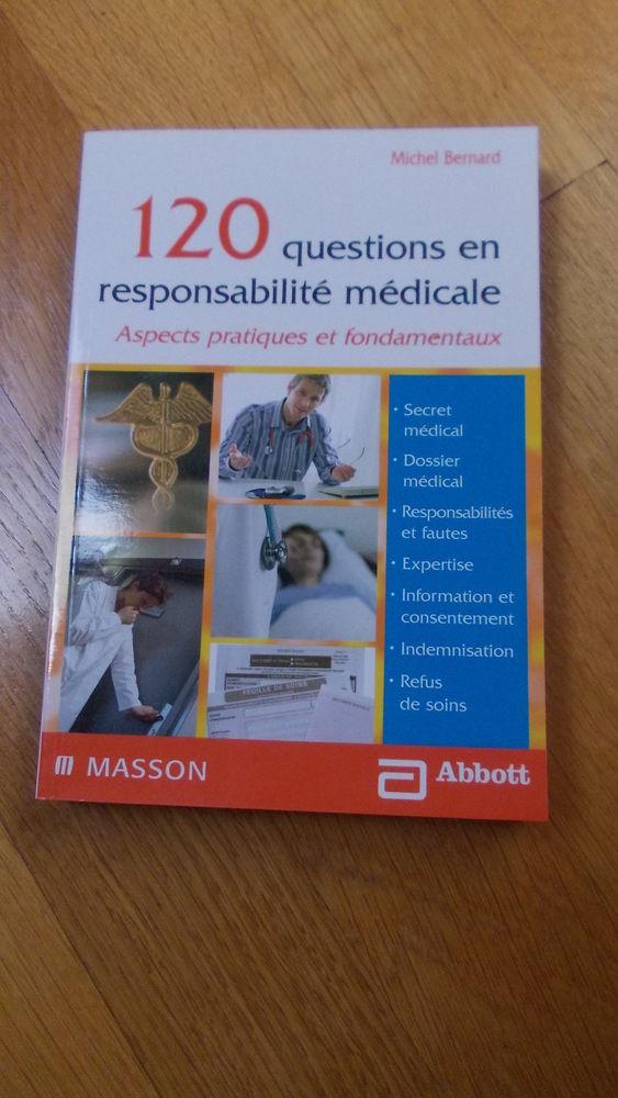 120 questions en responsabilités médicales Livres et BD
