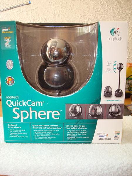 QuickCam Sphere Logitech 15 Saint-Raphaël (83)