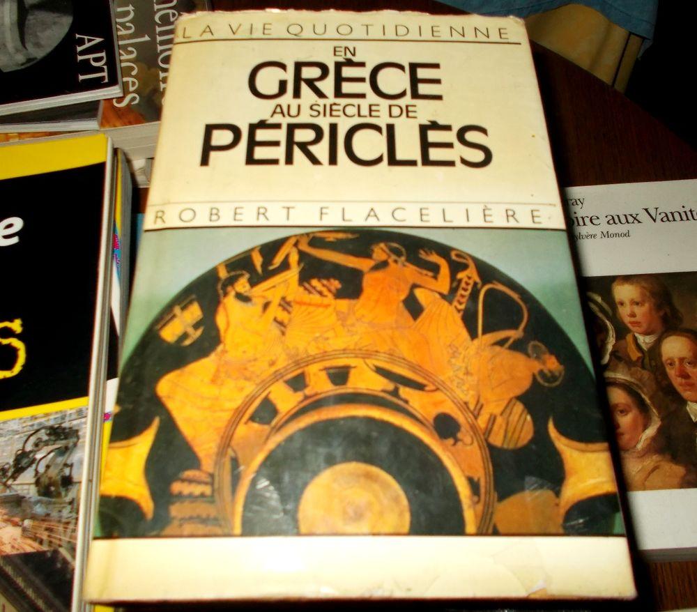 la vie quotidienne en grèce au siècle de périclès Livres et BD