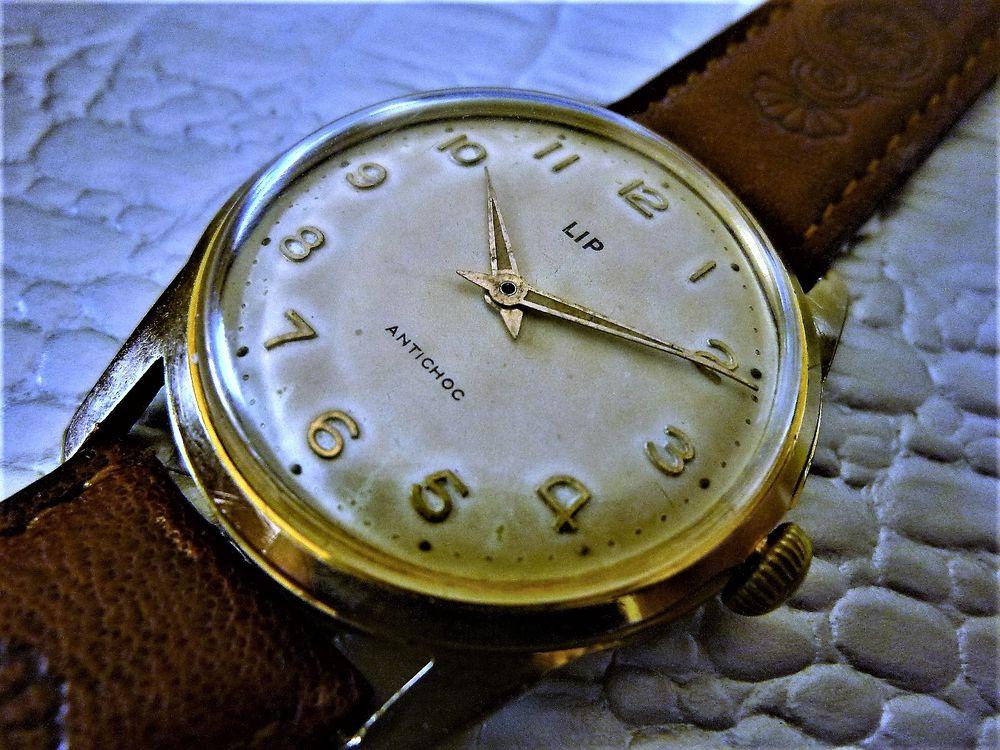 LIP R230 montre mécanique homme 1970 LIP1029 200 Metz (57)