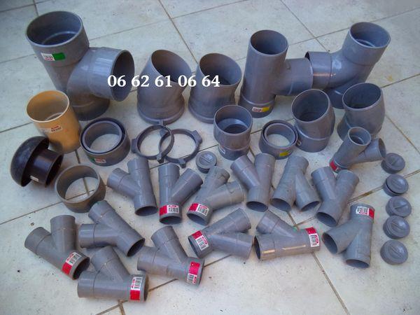Raccord PVC - évacuation plomberie 70 Cagnes-sur-Mer (06)