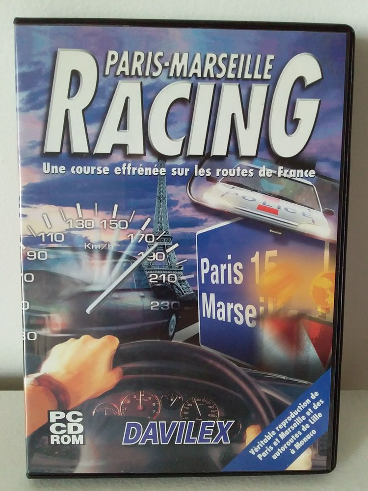 RACING PARIS-MARSEILLE 10 Bobigny (93)