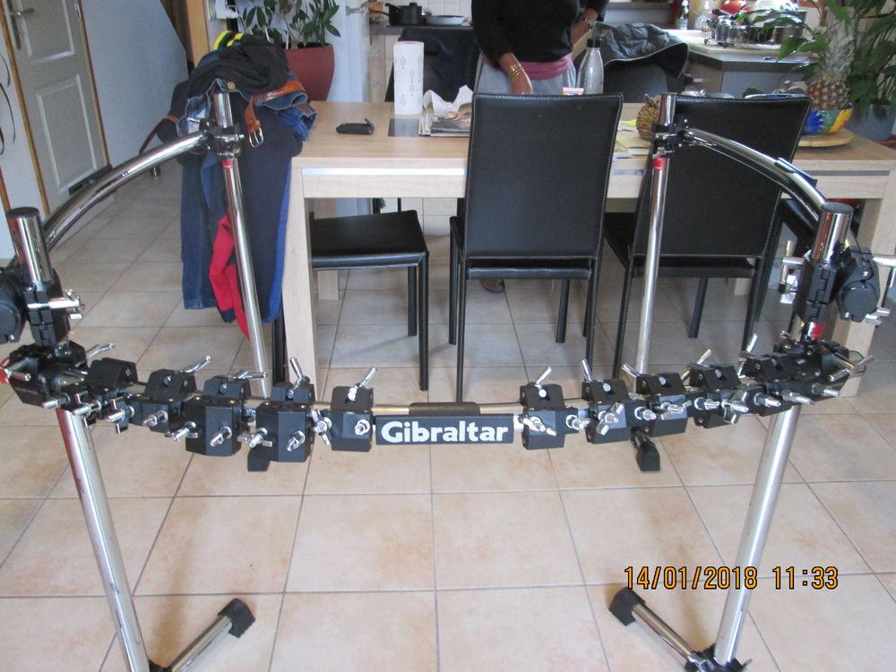 Rack Gibraltar pour batterie et cymbales 320 Saint-Félix (74)