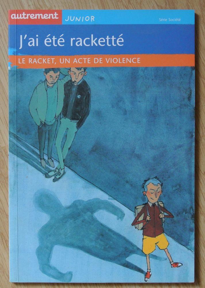 J'ai été racketté Le Racket, un acte de violence  3 Saâcy-sur-Marne (77)
