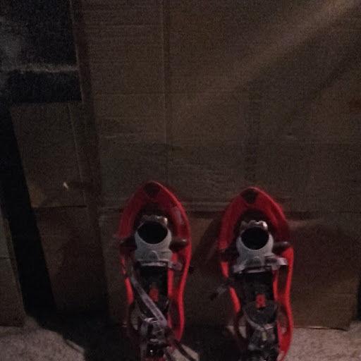 Rackettes à neige-TSL Sports