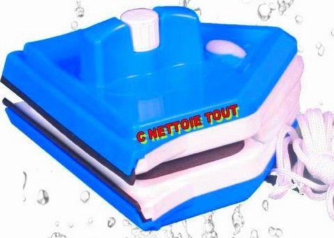 Raclette vitre magnetique aimantee reglable 04/45 50 Villecroze (83)