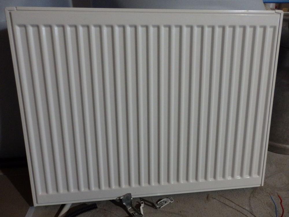 Radiateur tole chauffage central best radiateur design for Radiateur extra plat eau chaude