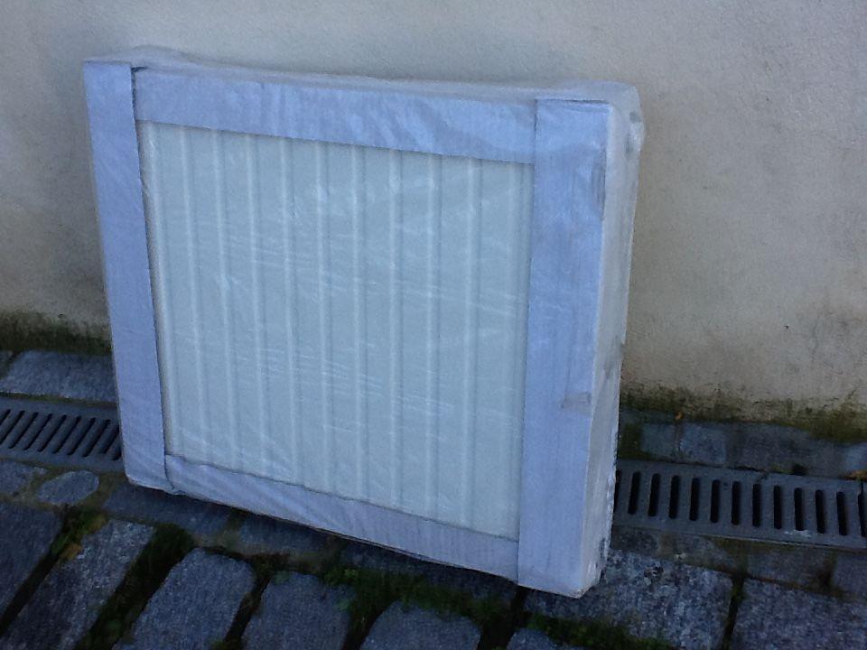 radiateur chauffage central  neuf en acier et fonte raccords 10 Béthemont-la-Forêt (95)