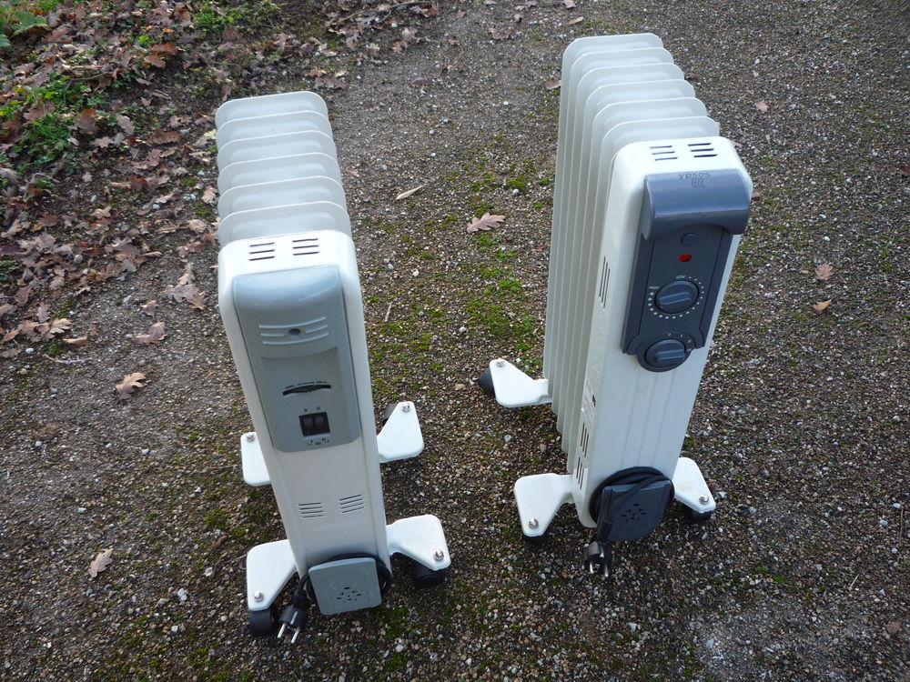 Radiateur électrique bain d'huile h 63cm 36cm x 30cm 35 Castres (81)
