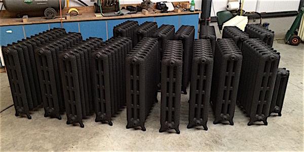 achetez radiateur fonte neuf revente cadeau annonce vente nantes 44 wb154159687. Black Bedroom Furniture Sets. Home Design Ideas